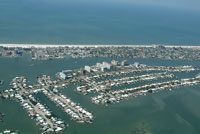 island Estates Waterfront homes for sale